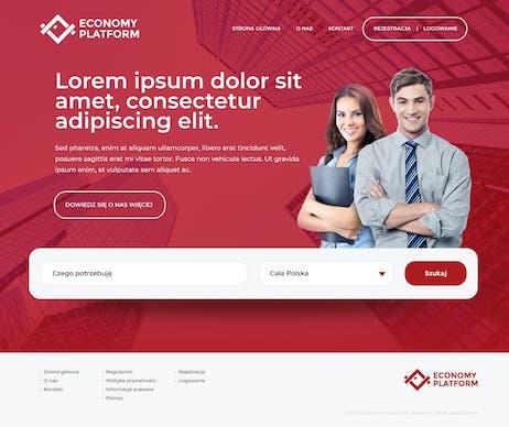 Economy Platform