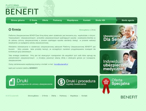 PU Benefit